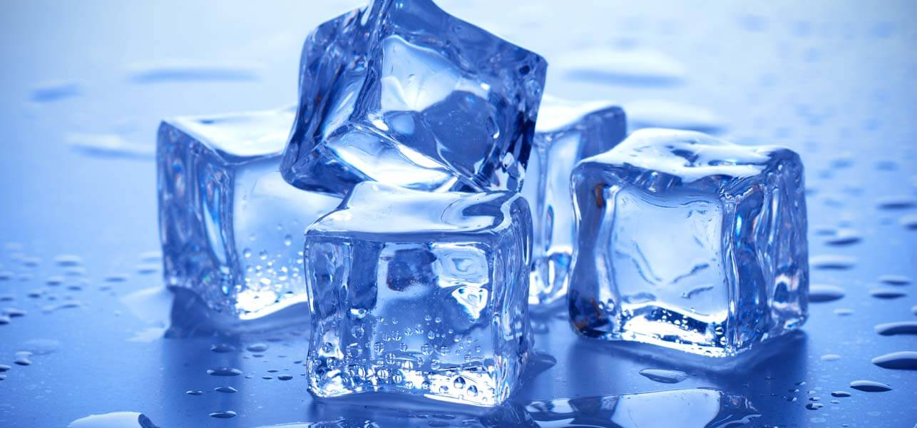 Quality Ice is a major part of a Quality Beverage
