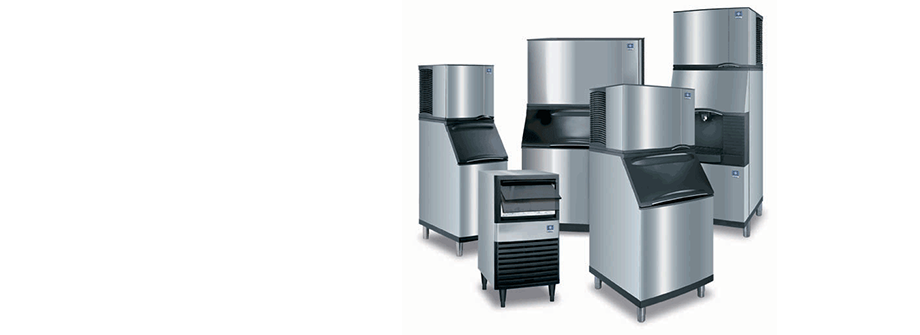 Ice Machines and Ice Bins